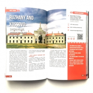 The best of Belarus. Travel guide